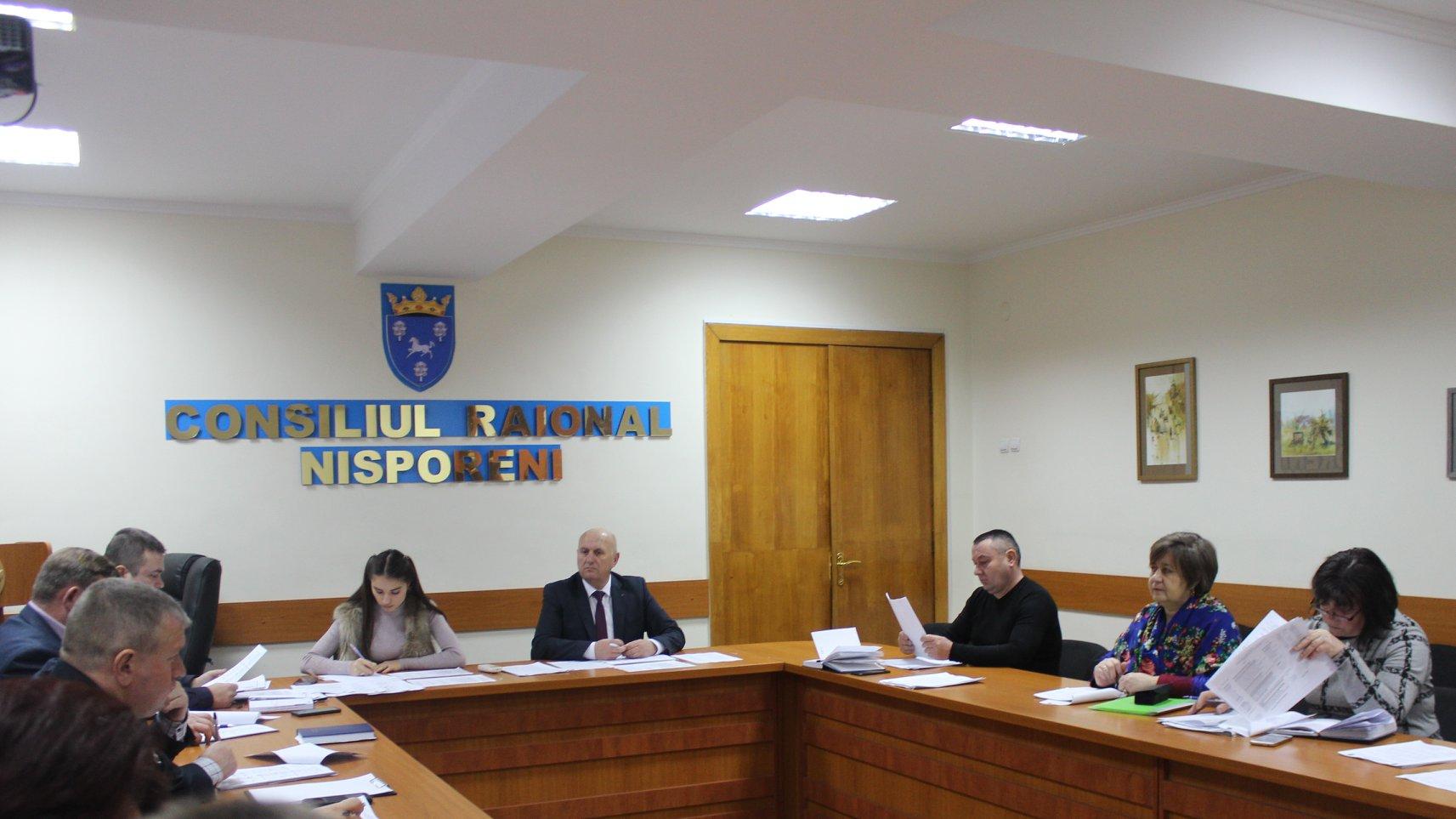 Ședința ordinară a Comisiei pentru Situații Excepționale