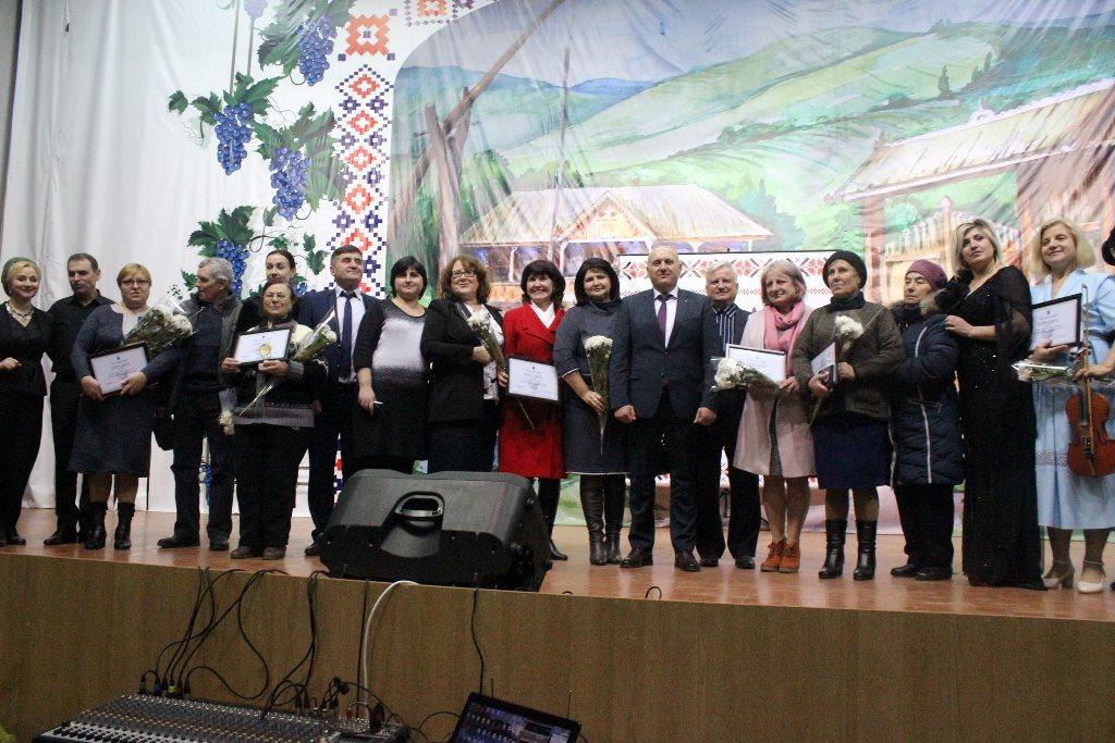 Gala Laureaților din domeniul culturii!