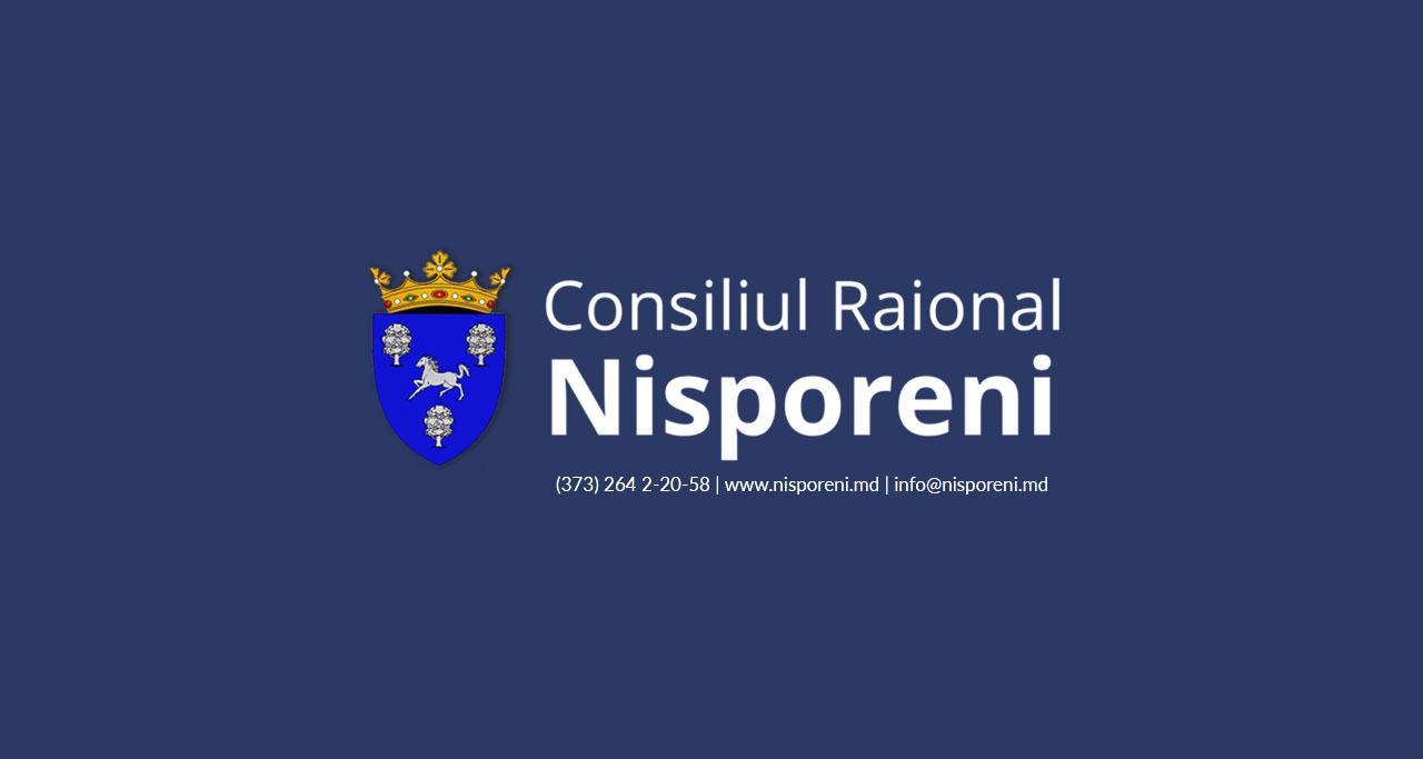 Se convoacă ședința ordinară a Consiliului raional Nisporeni, la data de 30 septembrie 2021.