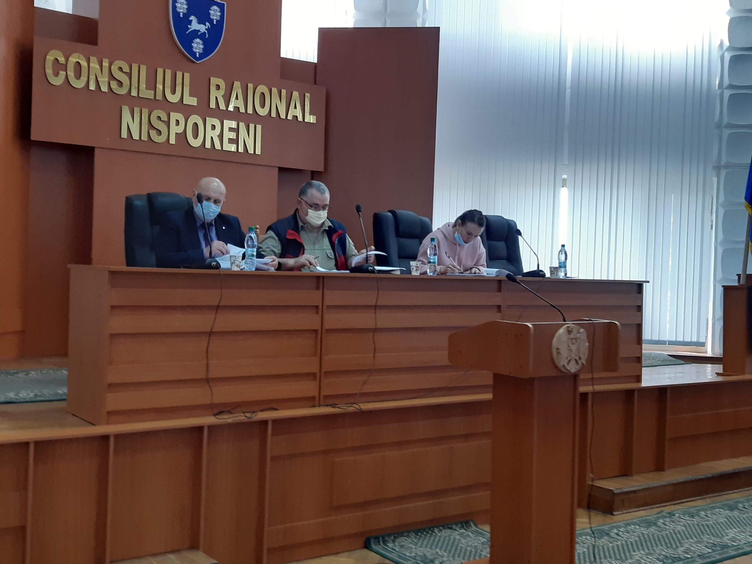 Ședința Comisiei de specialitate pentru drept, etică și disciplină.