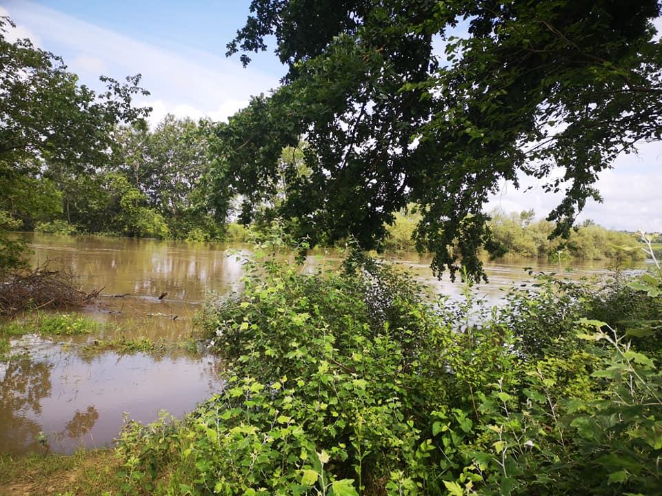 Monitorizarea situației privind creșterea nivelului apei râului Prut.