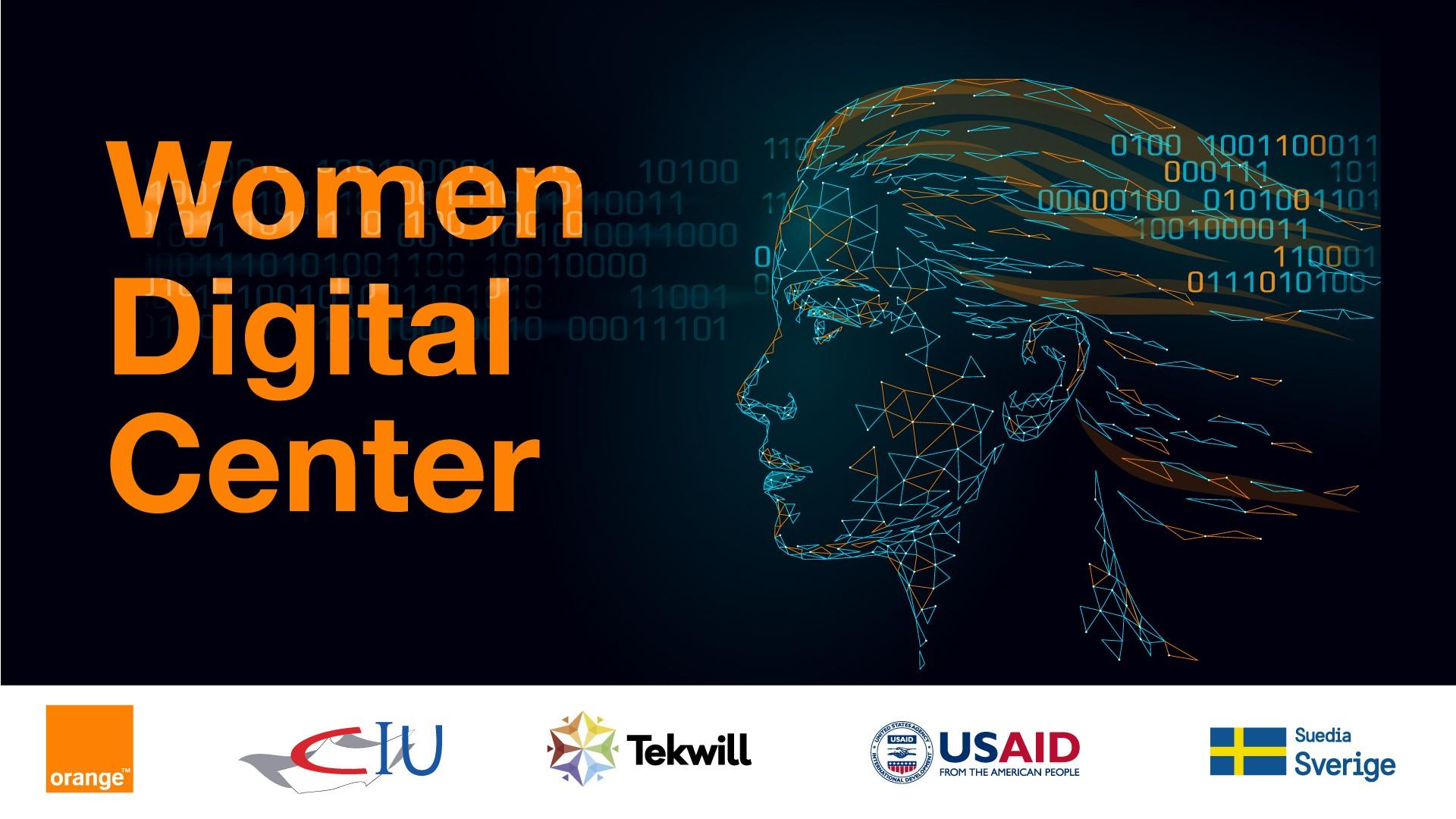 Granturi pentru sectorul neguvernamental Women's Digital Center!