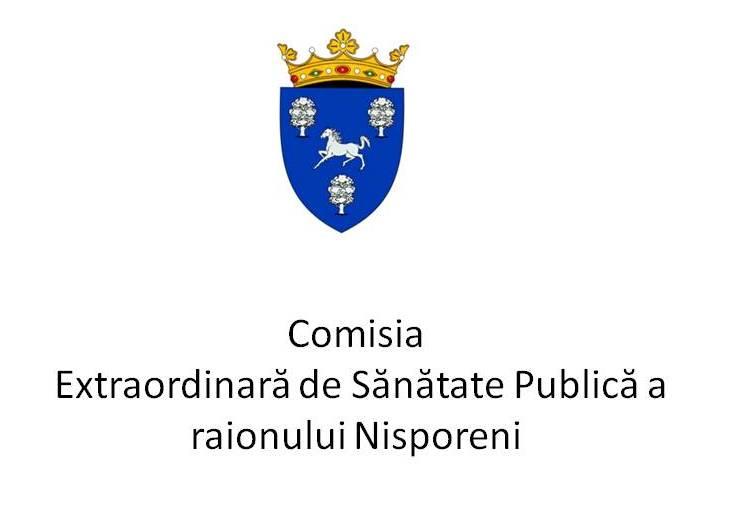 Hotărârea nr.07 din 29 martie 2021 a Comisiei Raională Extraordinară în Sănătate Publică