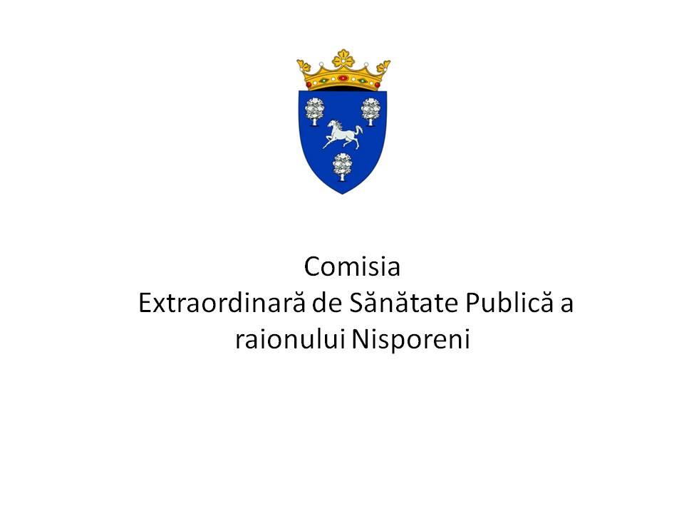 Hotărârea nr.10 din 15 iunie 2021 a Comisiei Raionale Extraordinară de Sănătate Publică.
