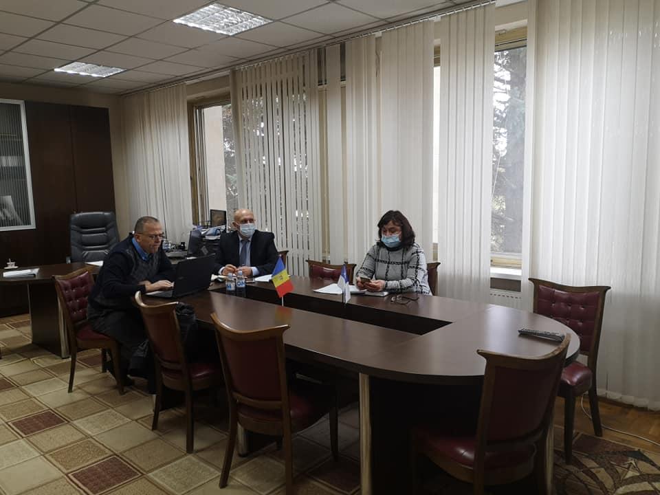 Discuții privind noi oportunități de organizare a alimentației copiilor din instituțiile educaționale din raion.