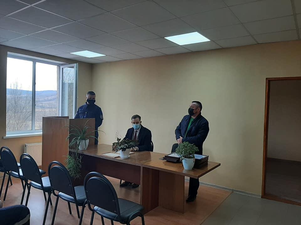 Salvatorii și pompierii din cadrul Secției Situații Excepționale Nisporeni au fost felicitați de către conducerea raionului.