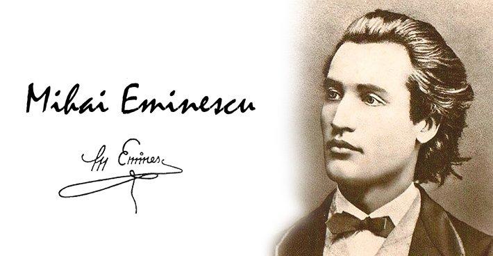 Mihai Eminescu, Luceafărul literaturii române, a fost astăzi comemorat la 132 de ani de la trecerea în Eternitate.