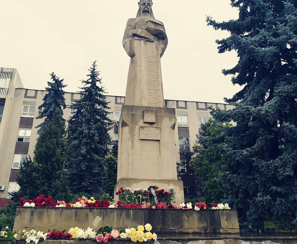 Comemorarea Marelui Voievod Ștefan cel Mare și Sfânt.