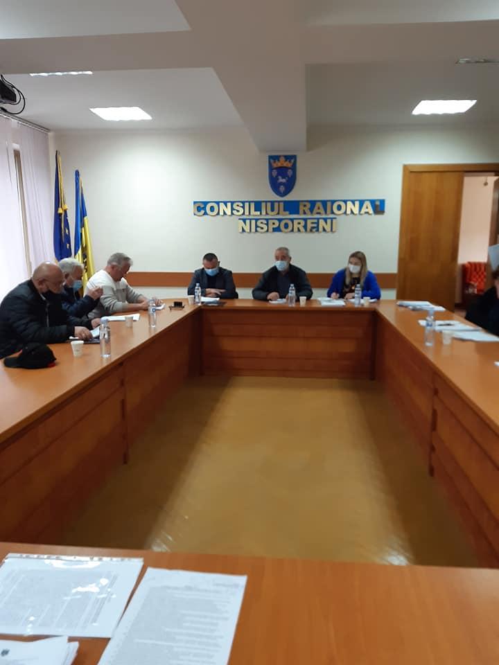 Ședința Comisiei de specialitate pentru economie și buget.