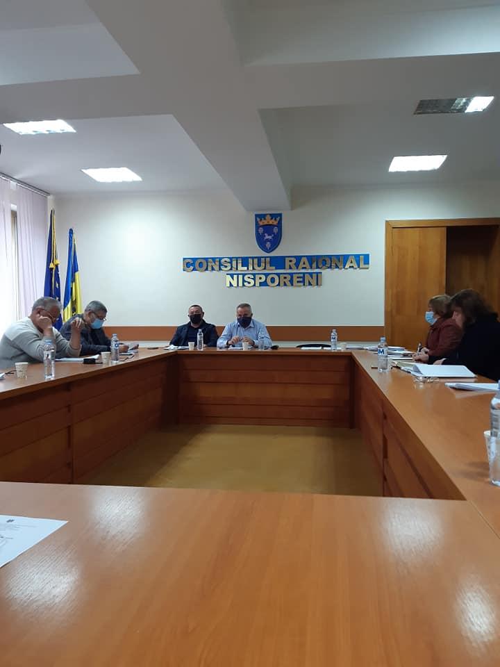 Ședința Comisiei de specialitate pentru agricultură și protecția mediului.